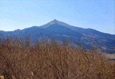 Mt.Tsukuba and nature