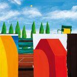 Tomáš Bím - Acryl Logos, Painting, Logo, Painting Art, Paintings, Painted Canvas, Drawings
