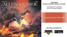 Allen & Lande - Come Dream With Me