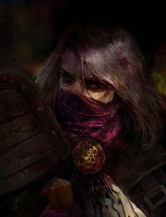 Royal Assassin (Disciples II) by SvetoslavPetrov.deviantart.com on @DeviantArt