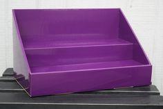 Original Stack Display - Solid Purple