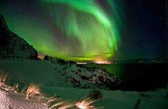 A la chasse aux aurores boréales