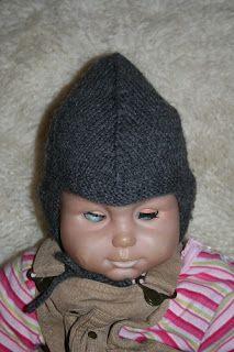 villakeränen: Se suloinen norjalaismyssy Beanie Hats, Beanies, American Girl, Baby Dolls, Knitted Hats, Knit Crochet, Malli, Knitting, Babys