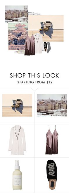 """""""(2)"""" by zae213 ❤ liked on Polyvore featuring National Geographic Home, Equipment, Fleur du Mal, French Girl, Gucci and Sweaty Betty"""