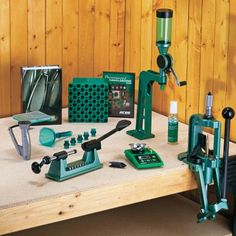 RCBS® Rock Chucker Supreme Select Reloading Kit at Cabela's for my fiance Reloading Ammo, Reloading Bench, Reloading Equipment, Emergency Preparation, Emergency Preparedness, Hidden Spaces, Ammo Cans, Survival Tools, Guns And Ammo