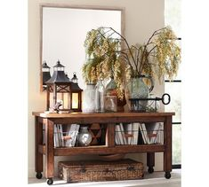 Taylor console table pottery barn rh potterybarn com diy pottery barn sof. Pottery Barn Sofa, Pottery Barn Style, Pottery Barn Furniture, Furniture Sale, Media Furniture, Entryway Furniture, Repurposed Furniture, Painted Furniture, Furniture Design