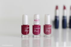 Lumene – Fall 2015 trend collection nail polishes