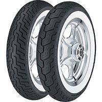 Dunlop D404 Wide Whitewall Tire Combo Review Buy Now