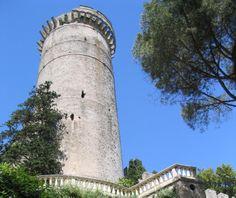 Oria, il castello