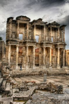 Great day trip from Izmir: Ephesus