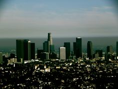 Walking Tour of Downtown Los Angeles