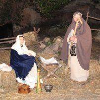 05 gen. Presepe vivente di Mottola - 14^ Edizione - Calata dei Magi. Location: Grotte Madonna Sette Lampade