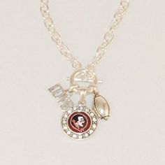 Silver Tone Bracelet with a Football Charm and Round FSU Logo J and D Jewelry and More http://www.amazon.com/dp/B00SVEYQ70/ref=cm_sw_r_pi_dp_Bh5wwb03MRQV2