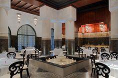 Jumeirah Zabeel Saray Dubai - Jumeirah Restaurants Amala - Indian Restaurant