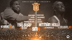 FINALLY! IT DROPPED!!!  TSU SURF VS HITMAN HOLLA SMACK/ URL