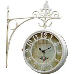 Ρολόι Τοίχου Σταθμού Μπεζ/Εκρού (large)  Τιμή: €27,20 http://www.lovedeco.gr/p.Roloi-Toichou-Stathmoy-Mpez-Ekroy-large.867376.html