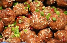Cranberry Teriyaki Meatballs By Derrick Riches Barbecues & Grilling Expert  This recipe makes quite a bit, but is well worth it. The cranberry adds a nice, bright flavor to the teriyaki sauce. These meatballs are perfect for cookouts, game nights, and holiday parties.
