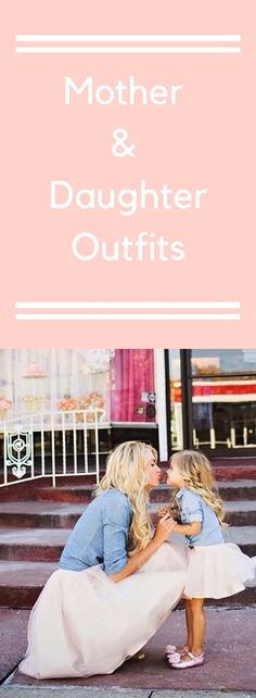 Mommy and Me Outfits! mommy and me style. mommy and me fashion. etsy outfits. mother and daughter fashion. matching outfits. mommy and me dresses. mommy and me accessories. mommy and me matching shirts.
