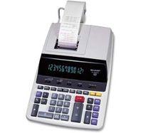 Printing Calculators 2 Colours Sharpie Tv Videos Audio Electronics