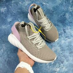 competitive price 647c7 a15ae 2018 Real Adidas Tubular Doom Sock Brown Pink Shoe