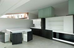 LRS - House transformation, Geneva 2009.
