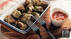 Turkey poppers are always a hit, no matter the event, but finding a delicious low-carb option can sometimes feel like a challenge. Thankfully, our take on this party favorite cuts the carbs and adds amazing flavor in its place! Quick and easy to make, and featuring a delicious medley of spices (not to mention nutritious zucchini), you're sure to be going back for seconds, if not thirds!