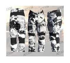 TEXTILE CORDURA MOTORCYCLE MOTORBIKE CE APPROVED GREY CAMO TROUSERS- ALL SIZES