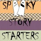 This story starter packet has a Halloween theme.  The packet could be used to target oral or written story telling.   Print out the story starter c...