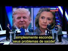 Parlamentar Russo afirma que Hillary Clinton pode iniciar Guerra Nuclear...