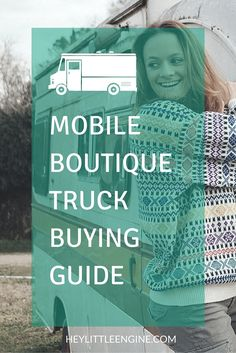 If you want to launch a fashion truck or a mobile boutique, this is your ultimate guide to picking out and purchasing a vehicle. Mobile Boutique, My Boutique, Fashion Boutique, Boutique Ideas, Retail Boutique, Boutique Decor, Mobile Massage, Mobile Spa, Mobile Craft