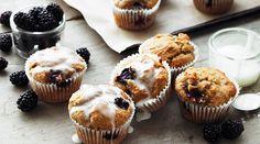 Yeo Valley's Blackberry Muffins Recipe