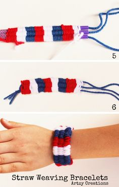 Artzy Creations_Straw Weaving_ Directions P2