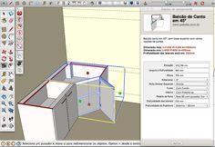Componentes 3D para Sketchup