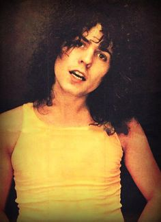 MARC BOLAN - MY FIRST REAL CRUSH! I HAD THIS POSTER ON MY BEDROOM WALL EARLY 70'S!