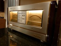 Onkyo Grand Integra M510 Amplifier.