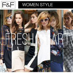 #FandFthailand #FandFclothing #Womenfashion