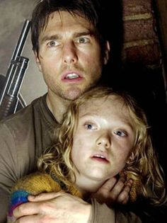 Resultado de imagen de war of the worlds father daughter