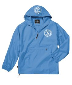 tinytulip.com - Double Monogrammed Pack-N-Go Pullover Windjacket  , $48.50 (http://www.tinytulip.com/double-monogrammed-pack-n-go-pullover-windjacket)