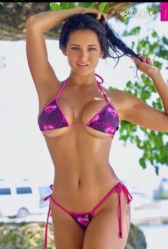Sexy bikini bitches porn think, that