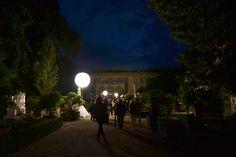 The Giardino #Corsini at night - Florence, Tuscany