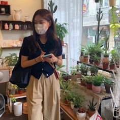Cute Casual Outfits, Summer Outfits, Mode Outfits, Fashion Outfits, Korean Photo, Looks Dark, Korean Street Fashion, Ulzzang Girl, Types Of Fashion Styles