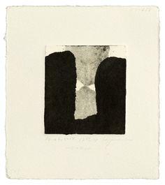 YAMANOBE Hideaki(山野辺 英明 Japanese, b.1964) Monotype on hand-made paper via