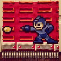 LEGO versions of NES Games, Mega Man