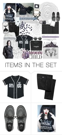 """💎 Fvck with my head and steal my thunder 💎"" by amberishdead ❤ liked on Polyvore featuring art"