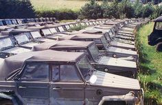 VW Thing's for days, Thing Graveyard