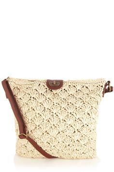 Crochet Cross Body Bag Pattern : crochet cross body bag more crochet bags bags white crochet bag clutch ...