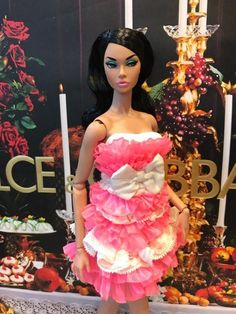 New Evening dress  for Fashion royalty by t.d.fashion  #tdfasiondoll