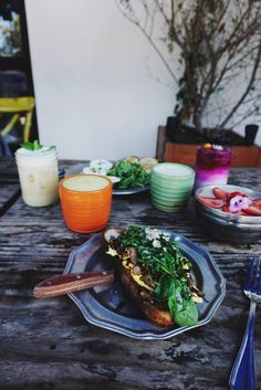 Breakfast Police: A Super(Food) Way To Start Your Day At Groundwork Santa Monica | Breakfast Criminals