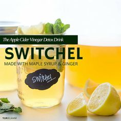 Have you heard about switchel yet – the apple cider vinegar detox ...