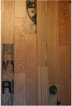 upcycling whiskey barrels to floor boards